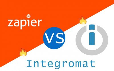 5 reasons to use Integromat instead of Zapier